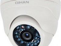 Аналоговая купольная камера видеонаблюдения Qihan QH-504SN