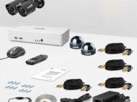 Комплект видеонаблюдения на 4 камеры Страж Смарт-4 4М