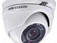 Аналоговая купольная камера видеонаблюдения HIKVISION DS-2CE55A2P-IRM