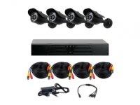Комплект видеонаблюдения на 4 камеры CoVi Security HVK-3001 AHD KIT