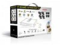 Комплект видеонаблюдения на 8 камер CoVi Security NVK-4003 WI-FI IP KIT
