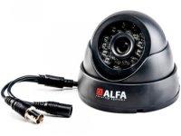 Камера видеонаблюдения ALFA M508-A Black (ASS-CamV508ab)