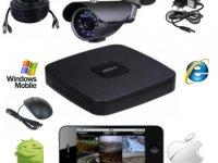 Комплект видеонаблюдения на 1 камеру Seventek PSV KIT 2