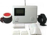 Охранная gsm сигнализация Tenex Guard 150GP