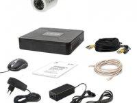 Комплект видеонаблюдения на 1 камеру Tecsar 1OUT