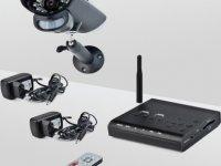 Комплект видеонаблюдения на 1 камеру Smartwave WDK-S02 KIT