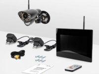 Комплект видеонаблюдения на 1 камеру Danrou KCM-6771DR