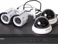 Комплект видеонаблюдения на 4 камеры HIKVISION DS-J142I 2OUT+2IN