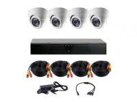Комплект видеонаблюдения на 4 камеры CoVi Security HVK-3003 AHD KIT