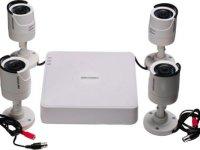Комплект видеонаблюдения на 4 камеры HIKVISION DS-J142I new 4OUT