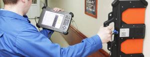 Обнаружение подслушивающих устройств и скрытых видеокамер