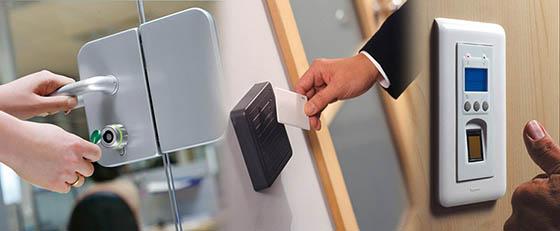 Установка систем контроля доступа в Севастополе